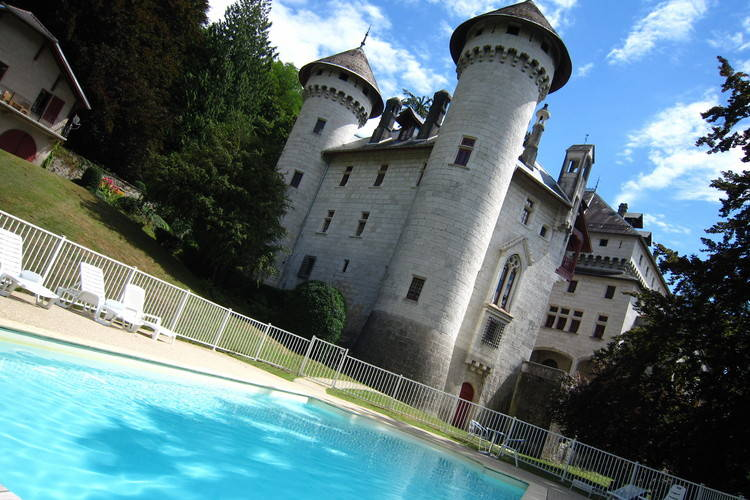 Castle Northern Alps