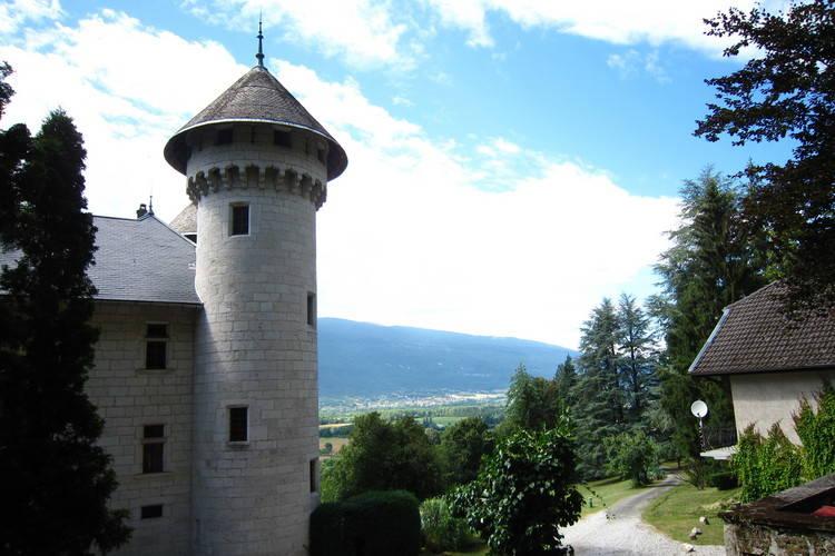 Kasteel Frankrijk, Rhone-alpes, Serrieres en Chautagne Kasteel FR-73310-01
