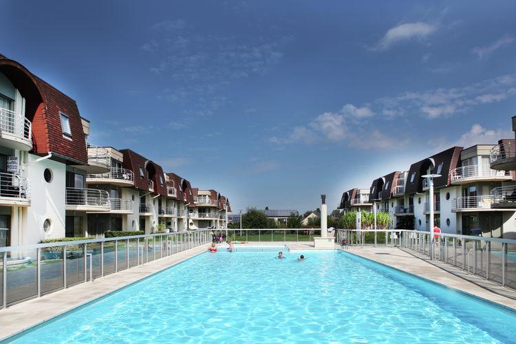 Ferienwohnung Deauville 72 (101418), Bredene, Westflandern, Flandern, Belgien, Bild 3