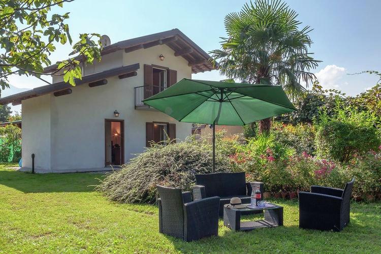 Appartement huren in Italiaanse Meren -   met wifi  voor 5 personen  Casa Alex is een knus, vrijstaand ..