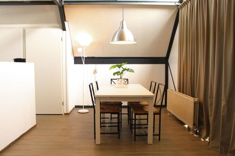Appartement Nederland, Groningen, Lauwersoog Appartement NL-9976-03