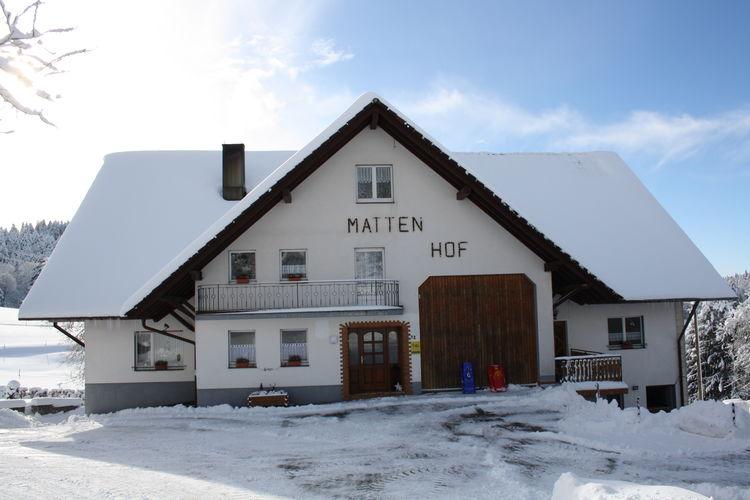 Boerderijen Duitsland | Baden-Wurttemberg | Boerderij te huur in Herrischried-Wehrhalden   met wifi 4 personen