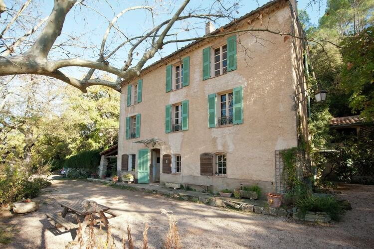 vakantiehuis Frankrijk, Provence-alpes cote d azur, Barjols vakantiehuis FR-83670-06