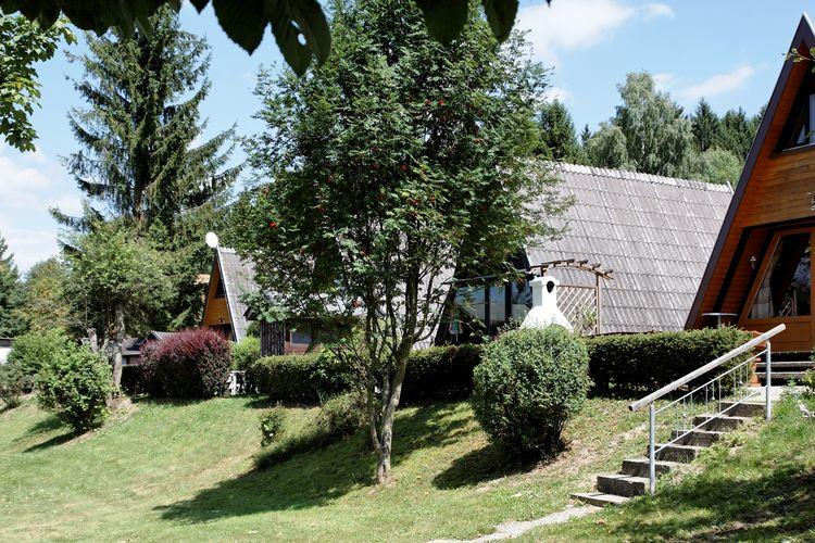 Vakantiehuis  met wifi  WaldkirchenVakantiepark Jägerwiesen 3