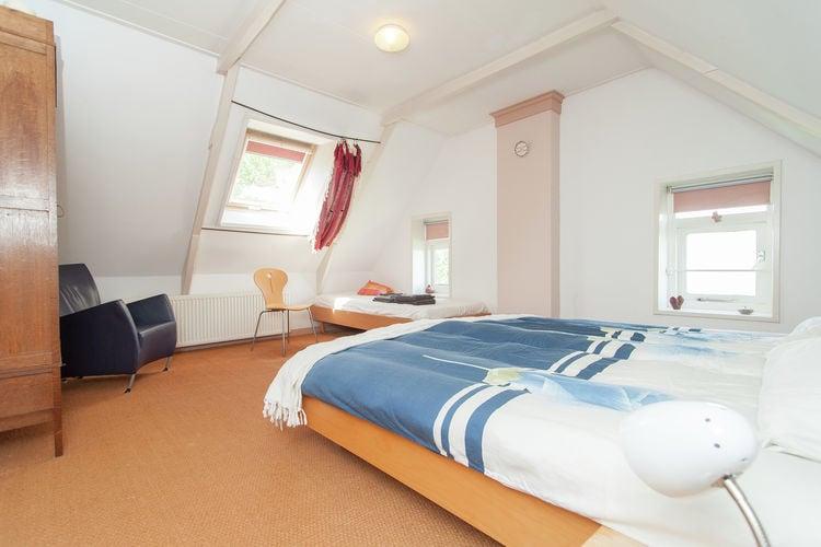 vakantiehuis Nederland, Friesland, Easterlittens vakantiehuis NL-8835-01