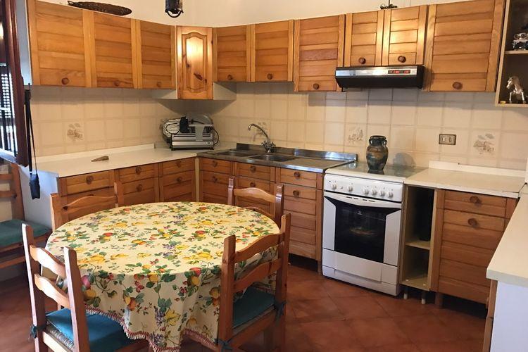 vakantiehuis Italië, Toscana, Marina di Massa vakantiehuis IT-54100-01