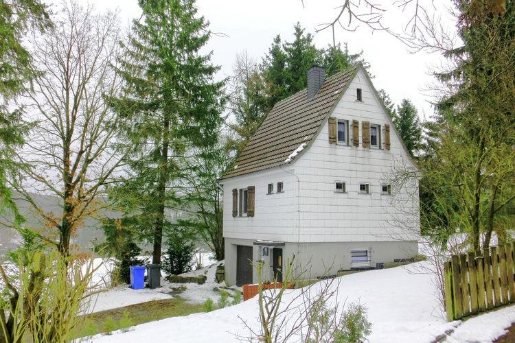 Vakantiehuizen Duitsland | Sauerland | Vakantiehuis te huur in Medebach-Oberschledorn    5 personen