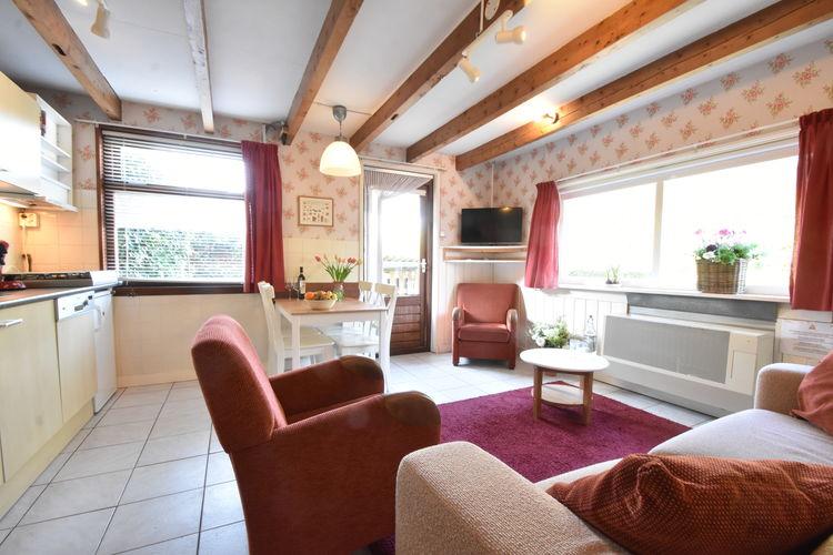 Vakantiehuizen Nederland | Noord-Holland | Vakantiehuis te huur in T-Zand   met wifi 5 personen