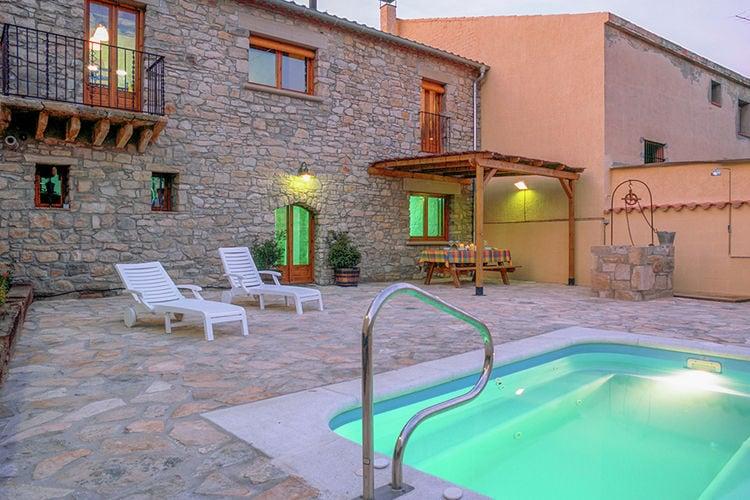 Ferienhaus Cal Caminer (116749), Guimera, Lleida, Katalonien, Spanien, Bild 1