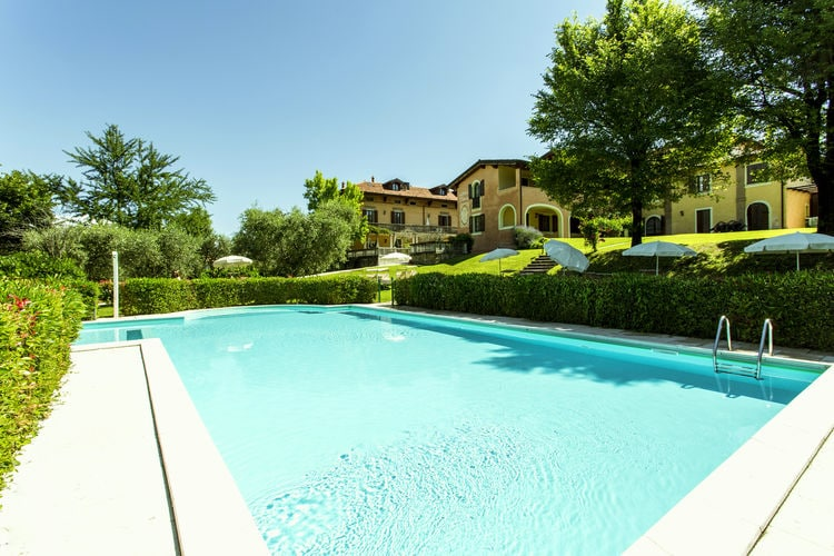 Vakantiehuizen Italie | Italiaanse-Meren | Vakantiehuis te huur in Manerba-del-Garda met zwembad  met wifi 4 personen