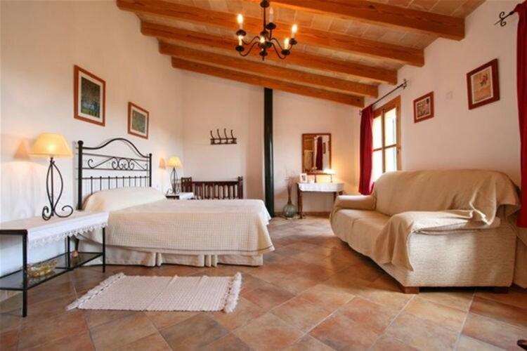 vakantiehuis Spanje, Mallorca, Campanet vakantiehuis ES-07310-09