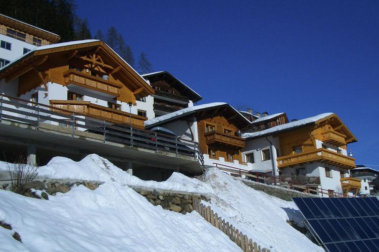 Vakantiehuizen Oostenrijk | Tirol | Vakantiehuis te huur in Kappl   met wifi 9 personen