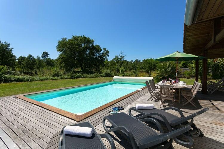 Villa Frankrijk, Cote Atlantique, Moliets Villa FR-40660-17