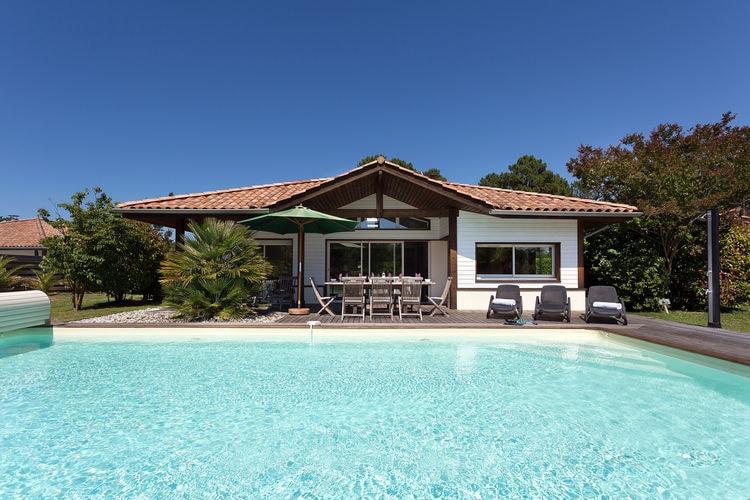 Villa met zwembad met wifi  Cote AtlantiqueVillas de la Prade 1