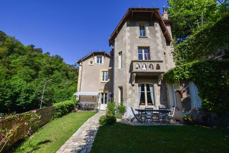 Frankrijk | Auvergne | Villa te huur in Saint-Nectaire   met wifi 4 personen