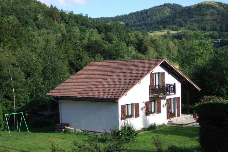 Villas Frankrijk | Vogezen | Villa te huur in Le-Menil    6 personen