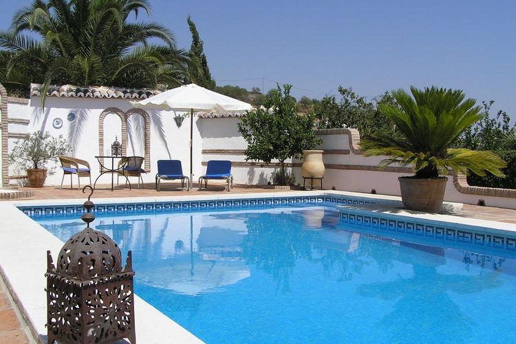 Vakantiehuizen Spanje | Andalucia | Vakantiehuis te huur in Antequera met zwembad  met wifi 4 personen