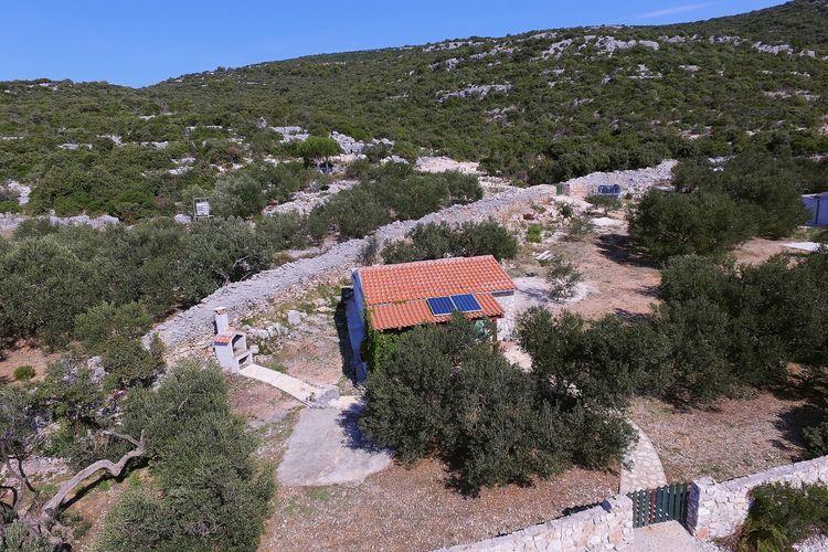 vakantiehuis Kroatië, eld, Pasman vakantiehuis HR-23260-05