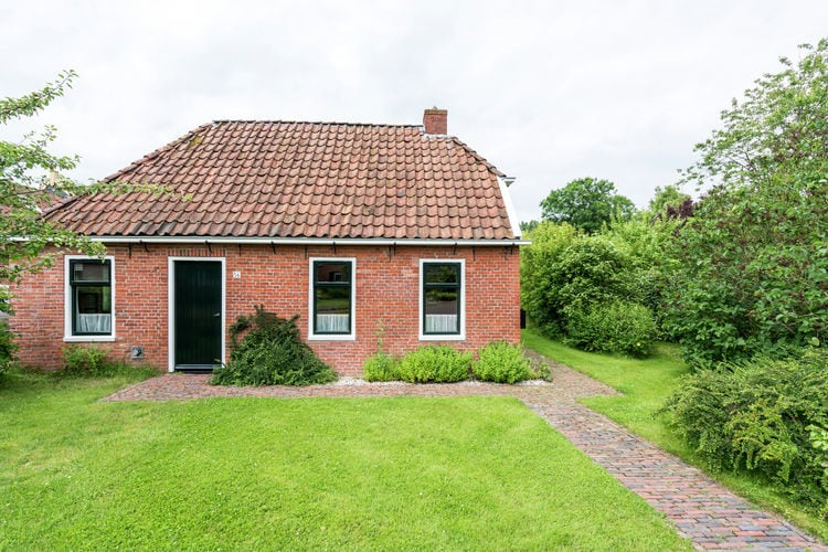 vakantiehuis Nederland, Groningen, Warffum vakantiehuis NL-9989-02