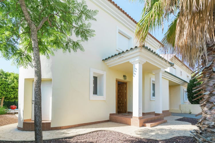 Villa Spanje, Murcia, Baños Y Mendigo Villa ES-30155-01