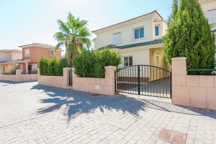 Vakantiewoningen Murcia te huur Baños-Y-Mendigo- ES-30155-01 met zwembad nabij Strand met wifi te huur