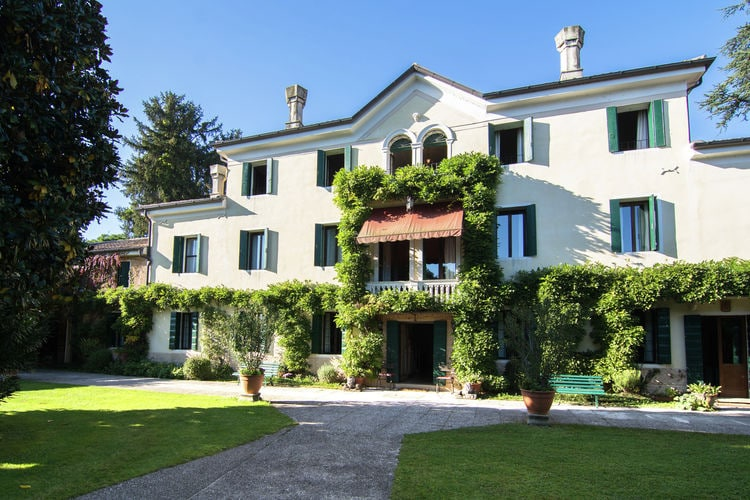 Vakantiehuizen Italie | Veneto | Vakantiehuis te huur in Maser met zwembad  met wifi 8 personen