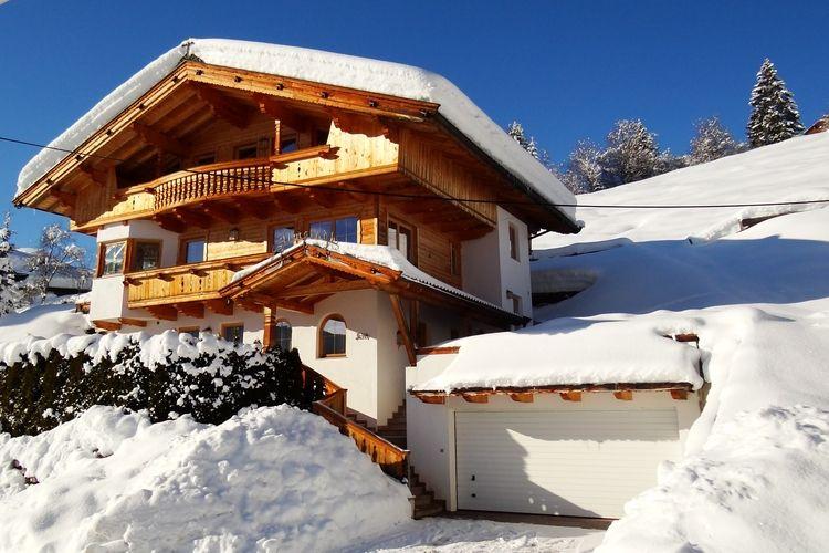 Vakantiehuizen Oostenrijk | Tirol | Appartement te huur in Wildschonau-Oberau   met wifi 4 personen
