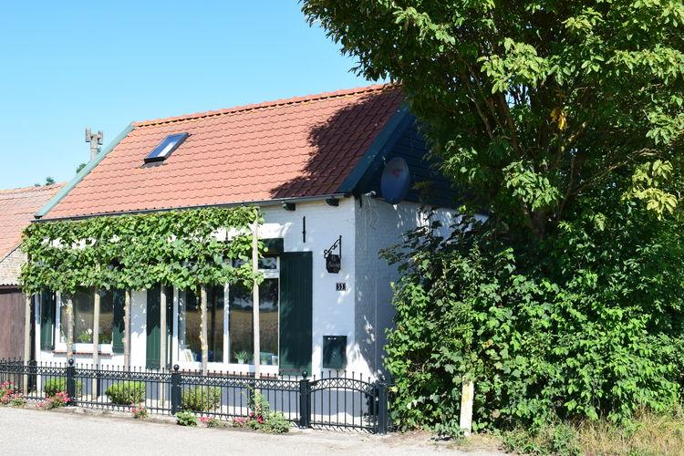 vakantiehuis Nederland, Zeeland, Schoondijke vakantiehuis NL-4507-01