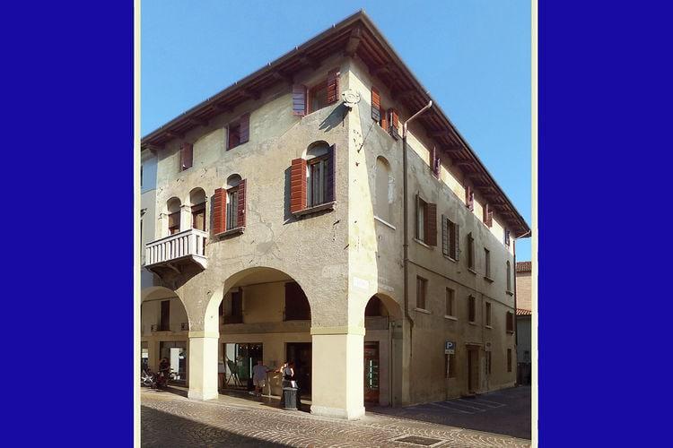 Appartement in het centrum van de stad Treviso.