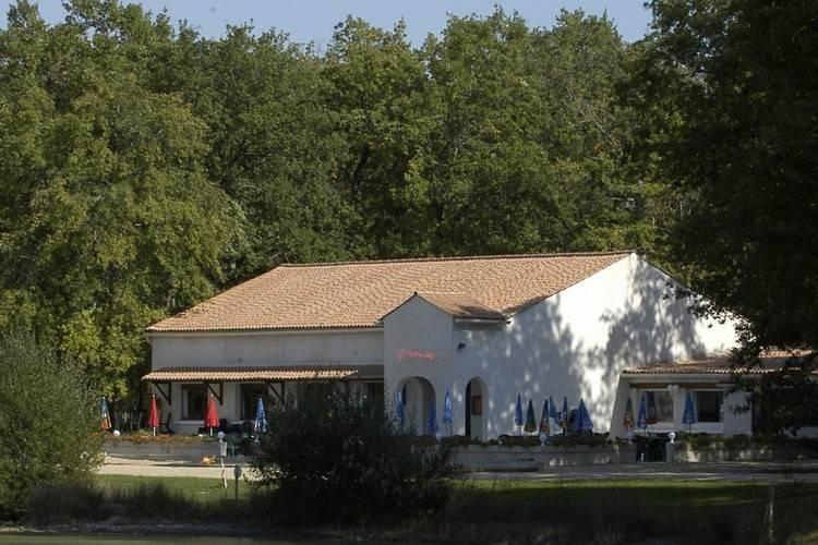 Ferienhaus Les Chalets de la Héronnière (134375), Chef Boutonne, Deux-Sèvres, Poitou-Charentes, Frankreich, Bild 9