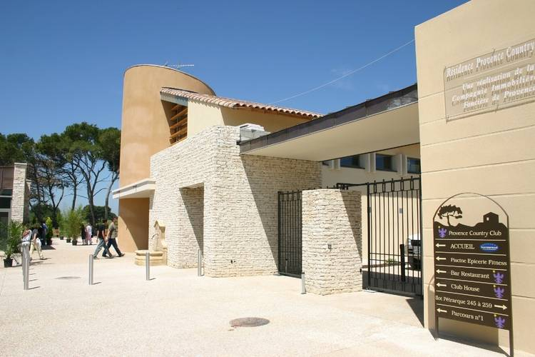 Ferienwohnung Résidence Provence Country Club (133771), Saumane de Vaucluse, Vaucluse, Provence - Alpen - Côte d'Azur, Frankreich, Bild 4