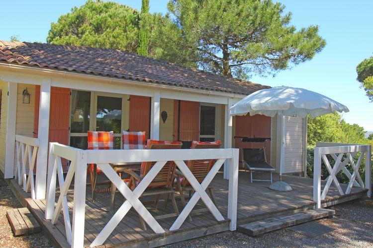 Vakantiehuis  met wifi  GassinChênes Verts