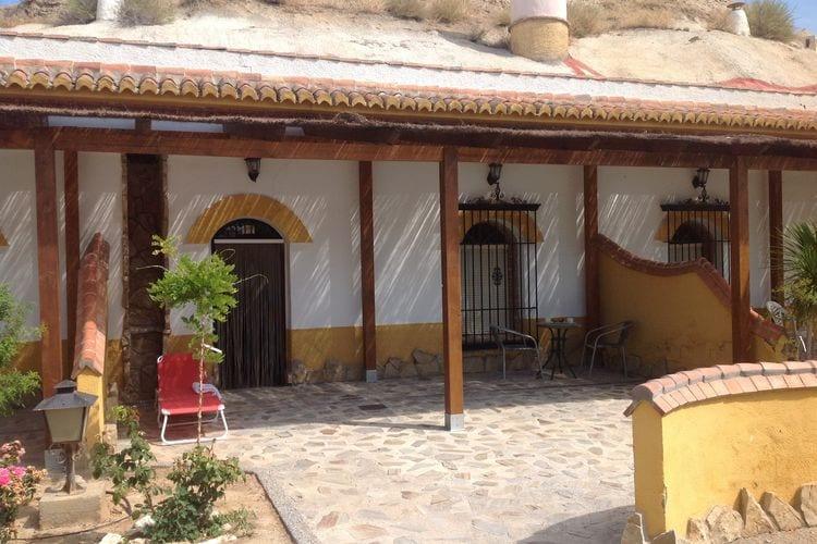 Vakantiehuizen Benalua te huur Benalúa- ES-18510-03 met zwembad  met wifi te huur