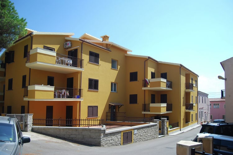Appartement  met wifi  Santa Teresa di Gallura  Appartement in residence op 500m van zee in het gezellige Santa Teresa Gallura