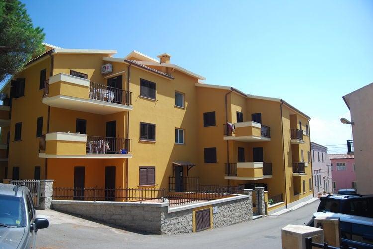 Appartement met zwembad met wifi  SardegnaS Teresa di Gallura Sei
