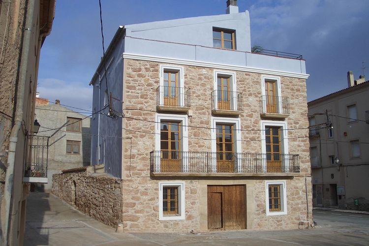 Vakantiehuis  met wifi  PiraCal Capdevila