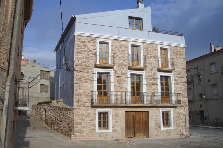 Vakantiehuis  met wifi  PiraCal Capdevila 1