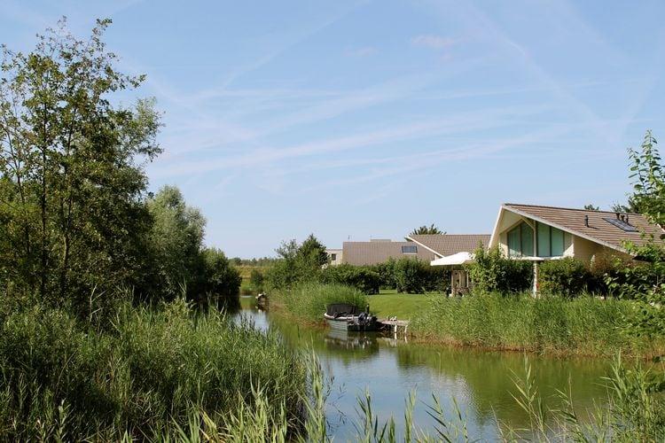 Vakantiehuizen Nederland | Zeeland | Villa te huur in Kortgene met zwembad  met wifi 8 personen
