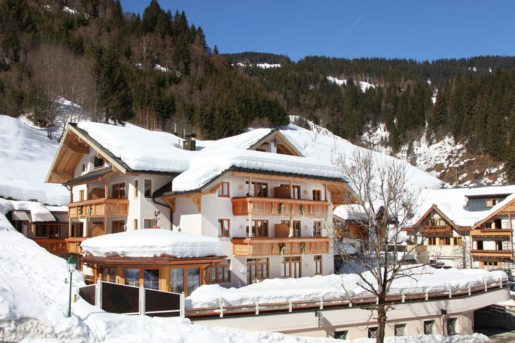 Enzian - Apartment - Dienten am Hochkönig - Exterior - Winter