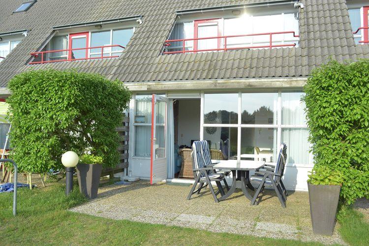 Buren-Ameland Vakantiewoningen te huur Luxe appartement in een klein complex