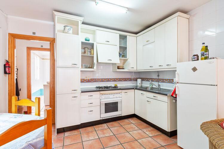 Appartement Spanje, Andalucia, Granada Appartement ES-18009-01