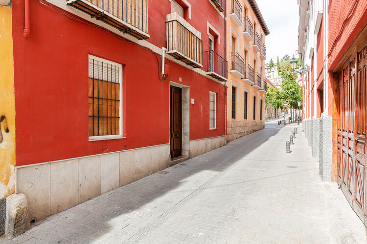 Vakantiehuizen Spanje | Andalucia | Appartement te huur in Granada   met wifi 4 personen