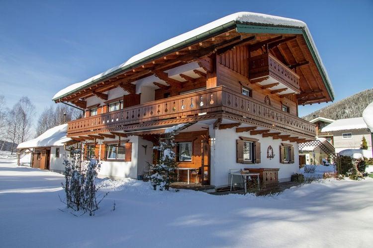 Appartement Duitsland, Beieren, Inzell Appartement DE-83334-15