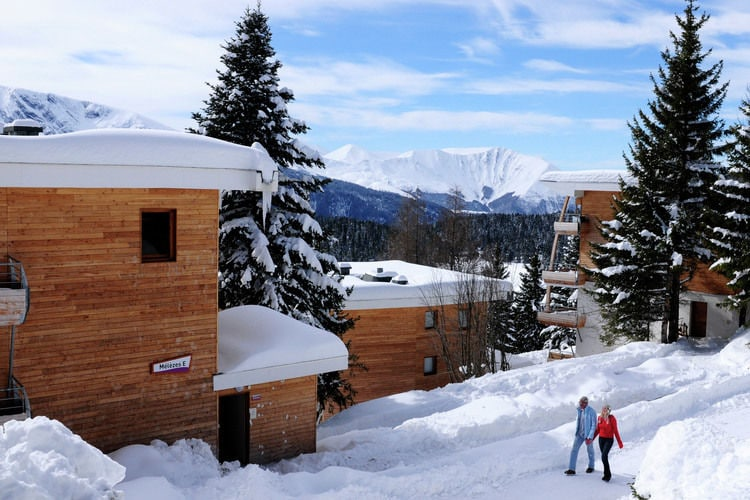 Le Domaine de l'Arselle - Exterior - Winter