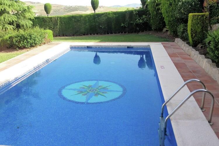 Villa Spanje, Andalucia, Villanueva de la Concepción Villa ES-29230-10