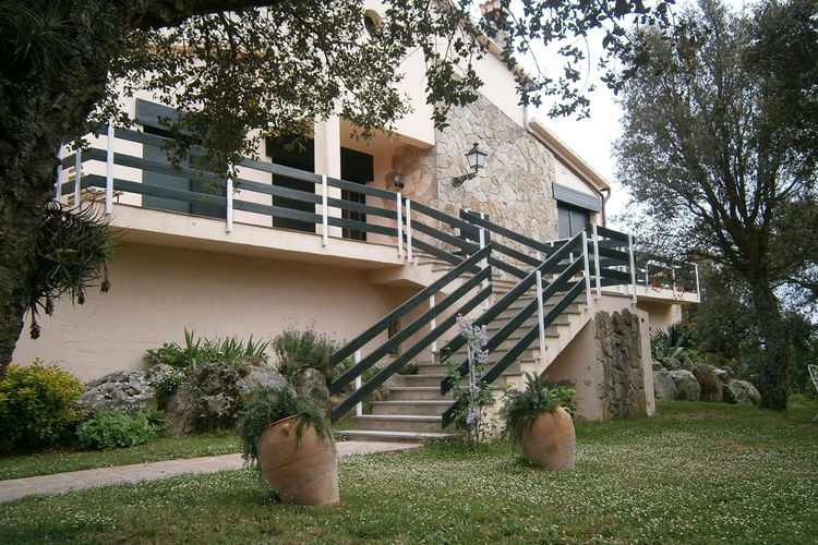 Vakantiehuis met zwembad met wifi  Romanya-de-la-SelvaCasa El Senyal