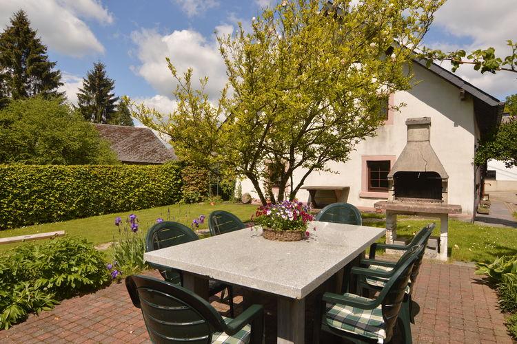 vakantiehuis België, Luik, Bütgenbach vakantiehuis BE-4750-03