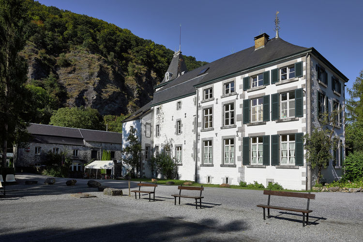 Appartement in het prachtige chateau de Dieupart