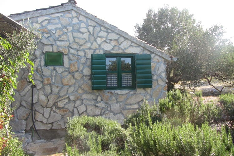 vakantiehuis Kroatië, eld, Pasman vakantiehuis HR-23260-28