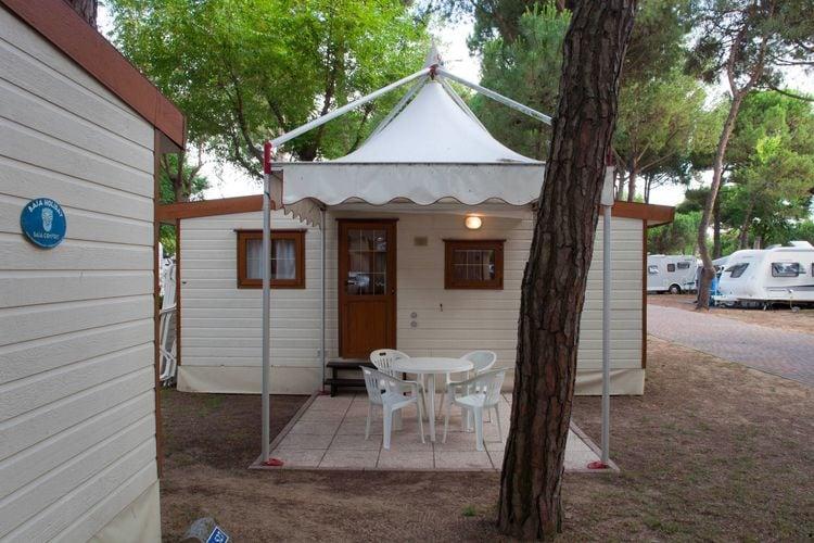 Chalet met zwembad met wifi  Cavallino  Camping Village Cavallino 1